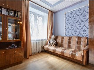 Quiet 2 bedroom apartment in 15 min from Cremlin, Moscow