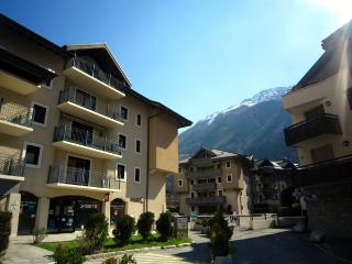 Ginabelle2H - beautiful apartment in a superb residence in the heart of Chamonix