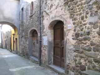 17th Century Wood&Stone Village House, Tereglio