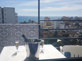 apartamento con piscina y fantasticas vistas al ma