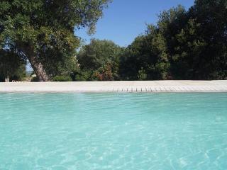 infinity pool Villa, Leuca