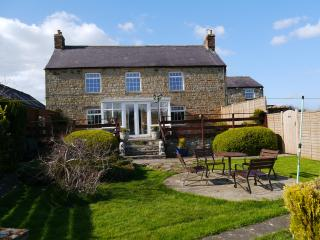 Frankham Fell Farm House