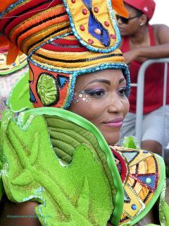 Veel kleur en sfeer tijdens het jaarlijks Carnaval