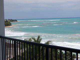 Ocean-Front Condo with Private Beach Access, Luquillo