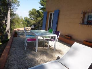 Grand studio indépendant dans villa Aix en Provenc, Venelles
