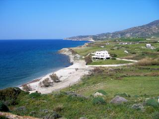 Villa Akrotiri. The Aegean Sea into your arms ., Galini