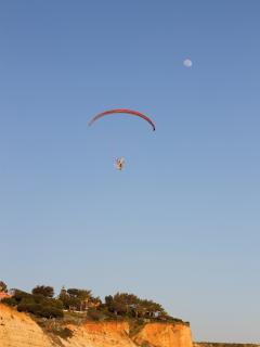 Gliding over Porto Do Mos