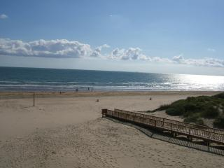 South Padre Island Beachfront Condo for Rent, Isla del Padre Sur
