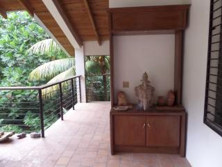 Scenic River House in La Ceiba, Honduras