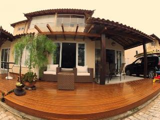 Casa em cond 4 suítes - Manguinhos/Geribá, Búzios