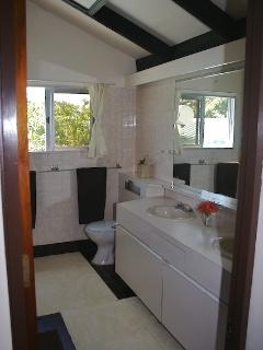Master bathroom upstairs