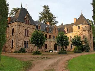 Château de Bussolles, Lapalisse