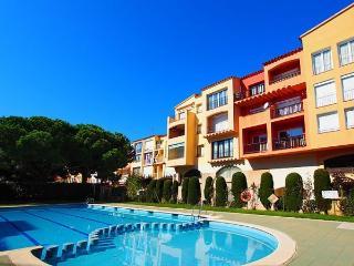 Apart-rent (0077)  Apartamento con piscina en Gran Reserva Empuriabrava