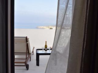 CASA di charme, Attico con terrazza mare vista, Peschici