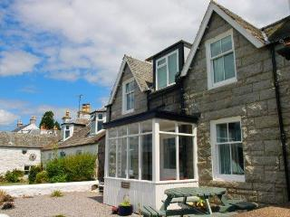 Kippford seafront holiday cottage.