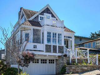 3688 Nautilus ~ Ocean Views from the Decks! Luxurious Beds! Walk to Town!, Pacific Grove