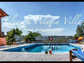 Elena & Pelagia Villas, Prinos