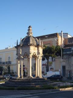 Piazza Osanna Nardò