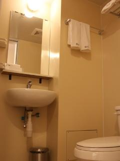 lavatory and wc