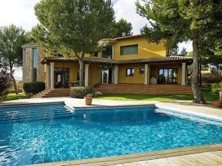 Casa Amarilla Sant Marcal, Sa Cabaneta