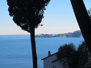 2 hours from Milan Expo, wonderful sea view, Zoagli