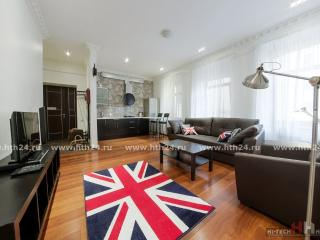 Two-roomed apart. for rent by day on Nevskiy  119, Saint-Pétersbourg