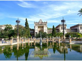 Barrio San Bernardo, centro de Sevilla