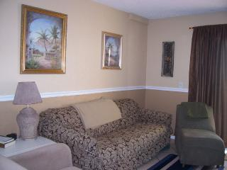 BEACH FRONT FIRST FLOOR !  5 Star Rated !  Check out the May specials