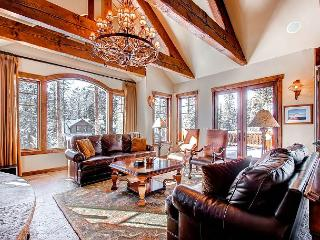 This Custom Built Home Provides Unique Amenities and Excellent Views!, Breckenridge