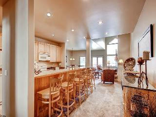 Ski in Ski Out 4 bedroom Townhome on the 4 O'clock Ski Run, Breckenridge