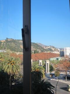 View from one of the 4 rooms