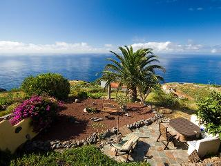 La Casita, romantic cottage with stunning sea view, Garafia