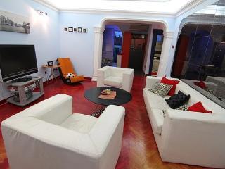 Modern Apartment with Jacuzzi, Belgrado