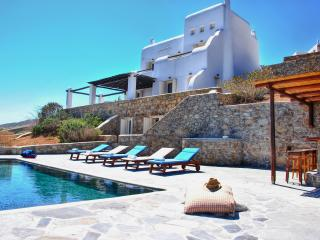 5***** Villa With Breathtaking Aegean Sea View, Ciudad de Míkonos