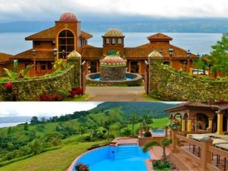 Beautiful Villa with Killer View of Lake Arenal, Nuevo Arenal