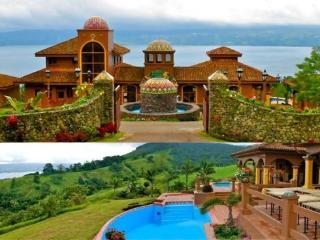 Hermosa Villa con vistas al asesino del lago Arenal, Nuevo Arenal