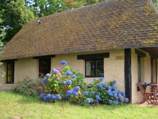 'Cedia' - gite / cottage at Bellefontaine, near to Mortain in Normandy.