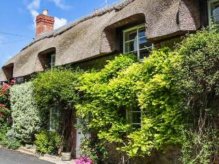 LITTLE THATCH, Grade II listed, charming, character thatched cottage, in Cerne