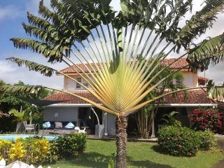 Magnificent Villa pool view sea 300 m from the beaches, Schoelcher