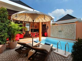 #A1 Colorful and modern villa 500m from Seminyak beach