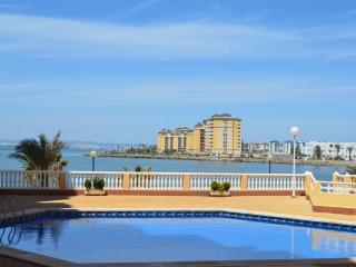 Front Line - Fantastic Sea View - Pool - Balcony - 6506, La Manga del Mar Menor