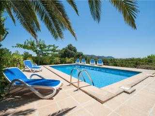 ES RAFAL DE BAIX - Property for 9 people in Son Servera, Arta