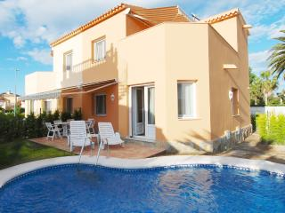 Villa-Duplex B with private Pool, Oliva
