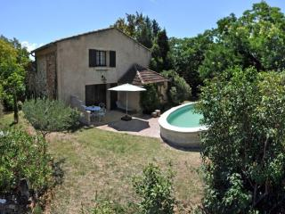 Provencale country house with garden, Gargas