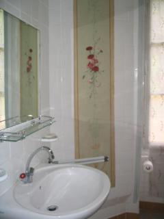 Bathroom at groundfloor