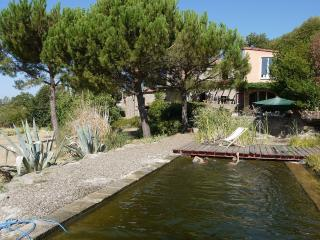 Stone Villa in Tuscany, Private Natural Pool, Gard, Rapolano Terme