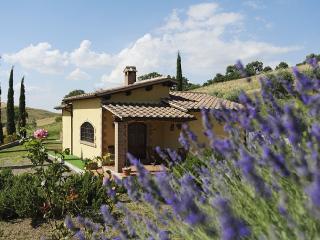 Villetta, piscina, patio,giardino,aria condizionat, Cinigiano