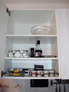 Dotazioni della cucina