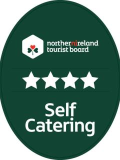 Northern Ireland Tourist Board Approved 4 Star Cottage