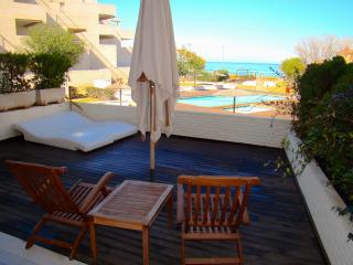 Luxury apartment Beachfront in Denia, 3 bedrooms